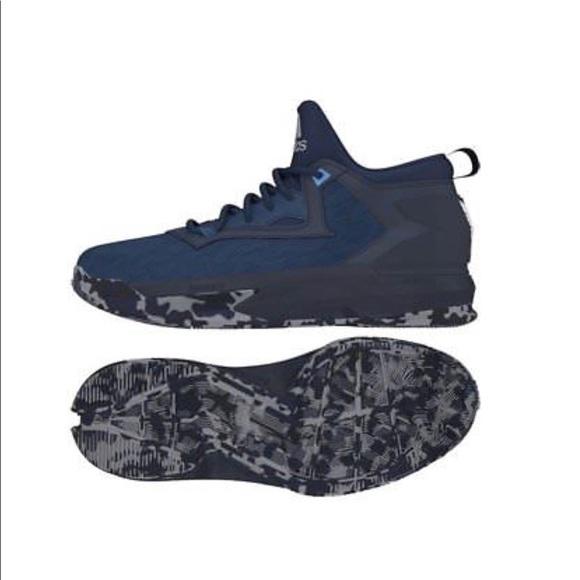 1534c2302b0e adidas Other - Adidas D Lillard 2 Men s Basketball Shoe B42380